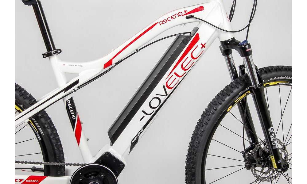 """Górski rower elektryczny LOVELEC Ascend (rama 19"""") !!OSTATNIE 2 SZTUKI!!"""