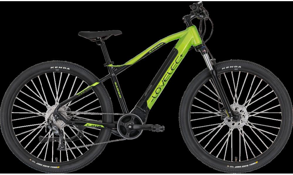 Górski rower elektryczny LOVELEC Sargo Green (rama 19'')