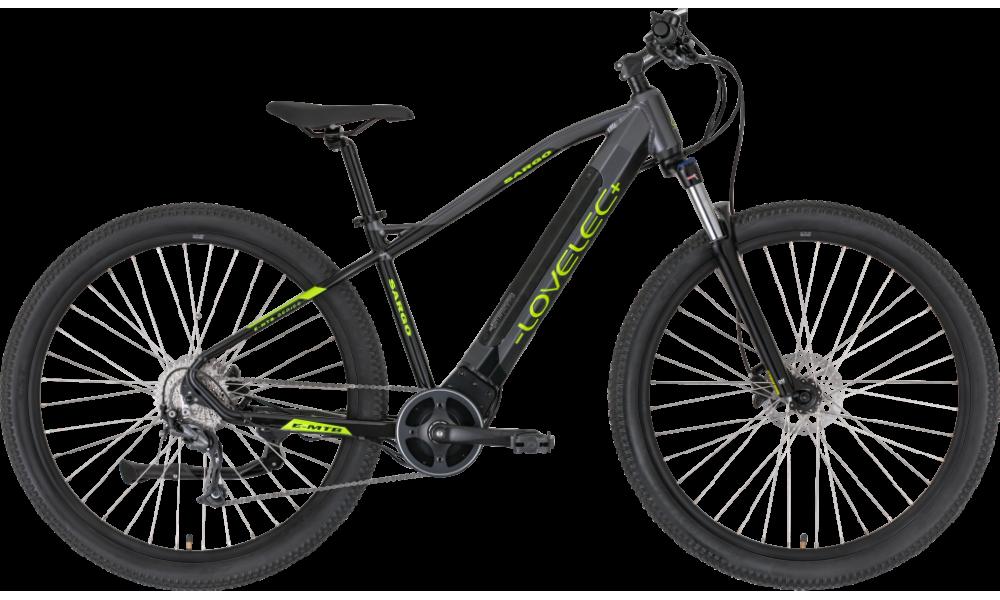 Górski rower elektryczny LOVELEC Sargo Grey (rama 19'')