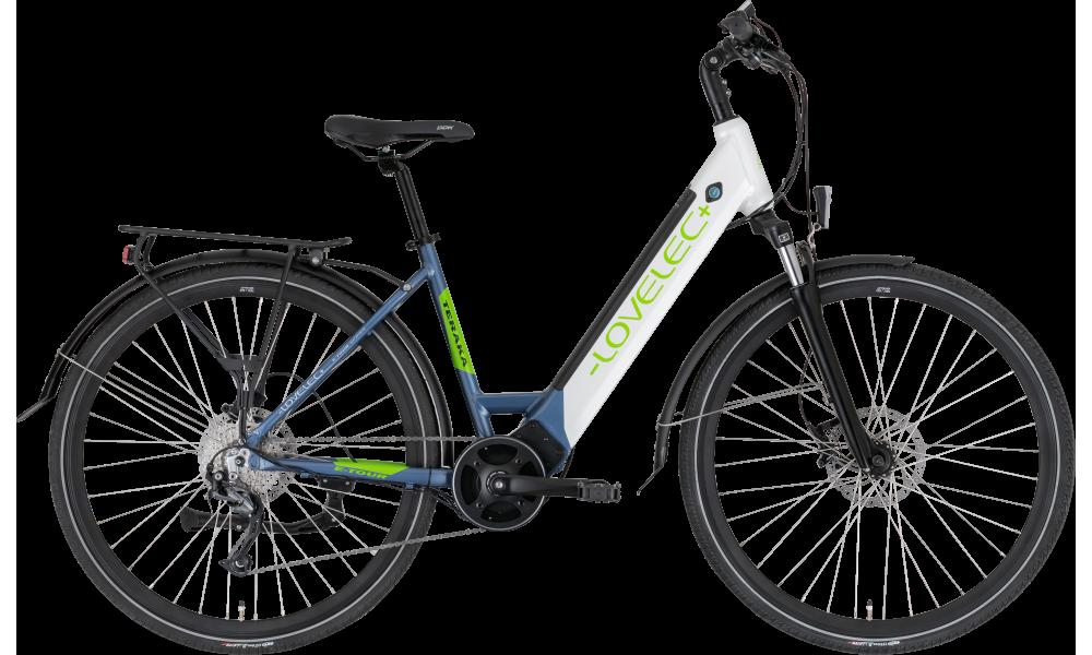 Trekkingowy rower elektryczny LOVELEC Teraka low step