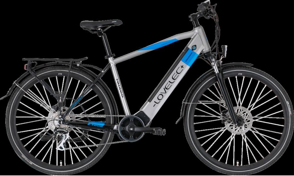 Trekkingowy rower elektryczny LOVELEC Triago man