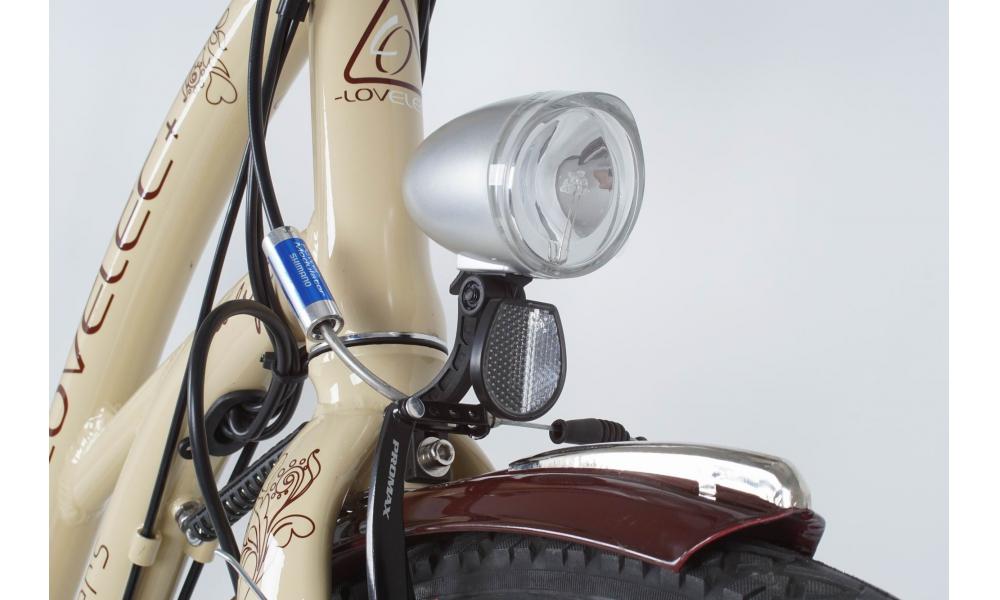 LED lampa przednia