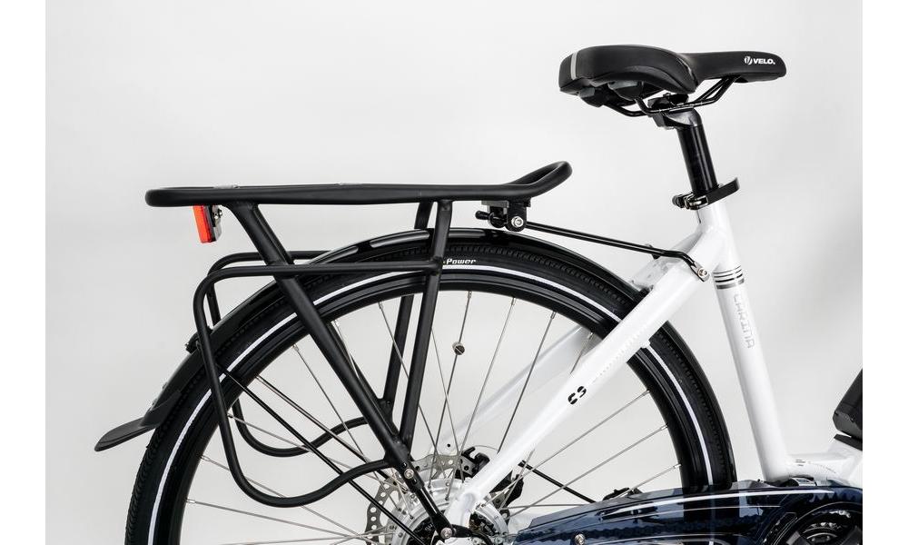 Aluminiowy bagażnik rowerowy