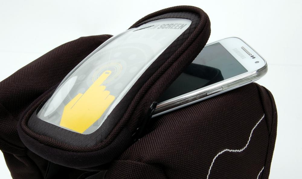 Kapsa na smartphone