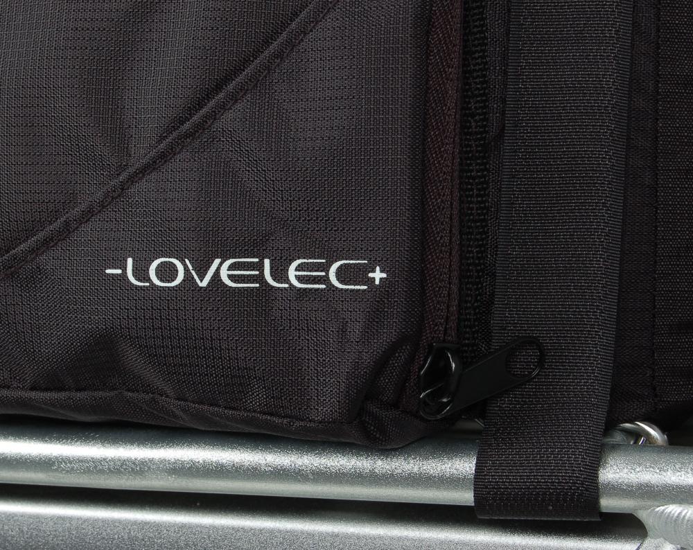 Torba na bagażnik Trento