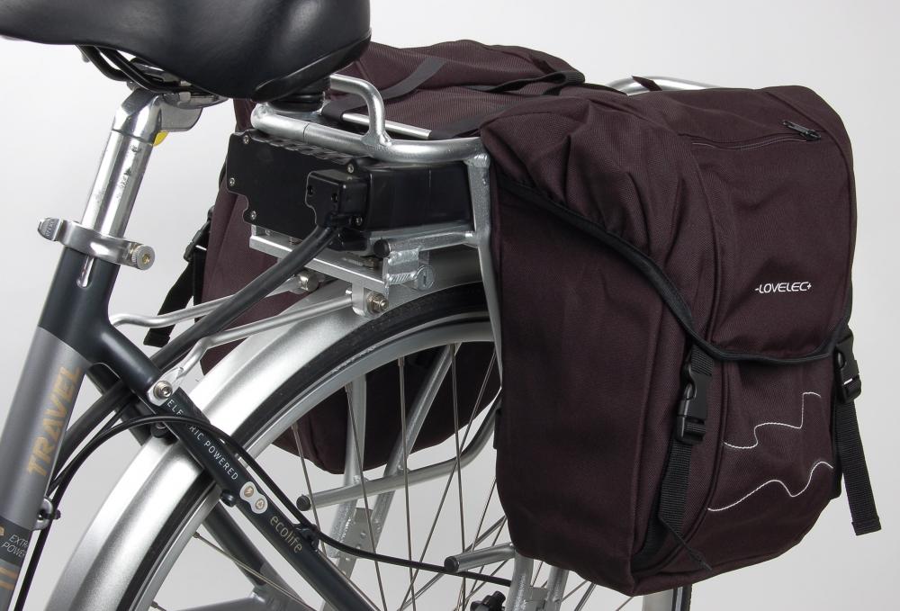 Sakwa rowerowa na bagażnik Garda