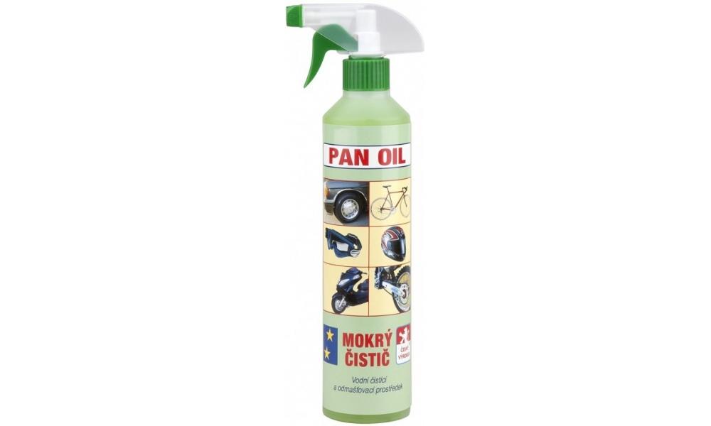 Odtłuszczacz i preparat do czyszczenia PAN OIL