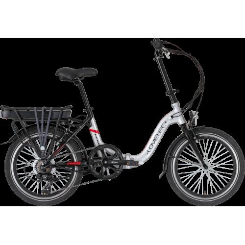 Składany rower elektryczny LOVELEC Lugo