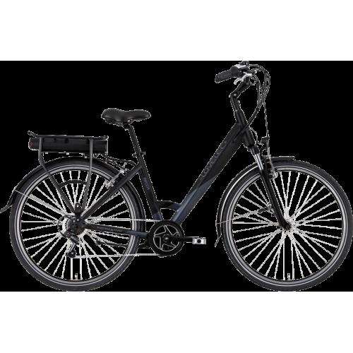 Miejski rower elektryczny LOVELEC Maia Black/Grey