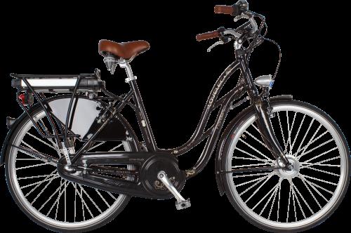 Rower elektryczny LOVELEC Flanders Classic Black