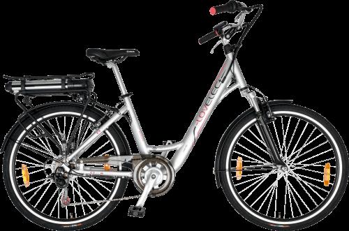 Rower elektryczny LOVELEC Castor