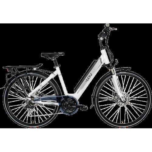 Rower elektryczny LOVELEC Carina