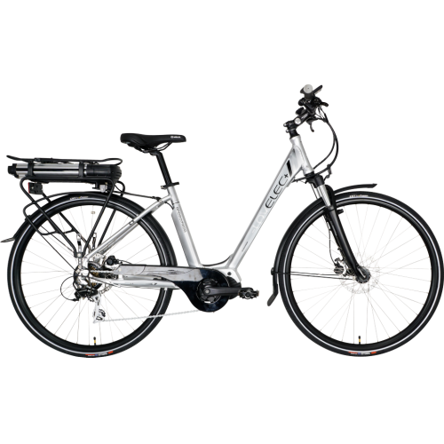 Rower elektryczny LOVELEC Andromeda