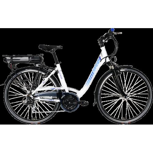 Rower elektryczny LOVELEC Atria blue