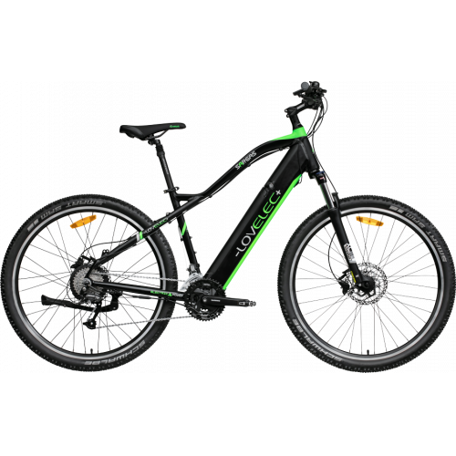 """Górski rower elektryczny LOVELEC Sargas (rama 17"""")"""